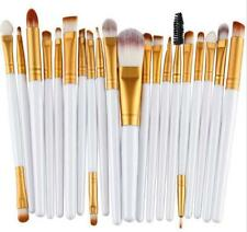 20Pcs Completed brushes set Set Eyeliner Pencil Blending Brow Eyeshadow Brush S1