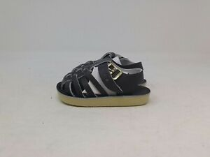 Salt Water Water Little Kid's Brown Shoes Size 2 US