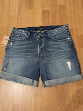 James Jeans US. Boy Toy Boyfriend Shorts In Geneva NWT RRP $198