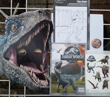 UK JURASSIC PARK WORLD FALLEN KINGDOM MOVIE TOY STORE EVENT PROMO ITEMS