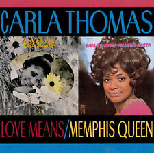 Love Means/Memphis Queen, Thomas, Carla
