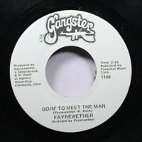 Hear! Psych Prog Punk Private 45 Fayrewehter  - Goin' To Meet The Man / Don'T Co