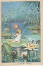 More details for hester margeston a voyage of discovery original postcard 1930s 40s fairy