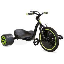 "Madd Drift Trike 16"" 3mm Concave Sitz grün schwarz Fahrrad"