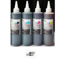 4 Bulk refill ink for Brother inkjet printer 4 colors 4x250ml