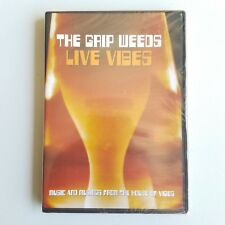 The Grip Weeds: Live Vibes (DVD, 2012)