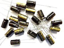Comprende 10v 105c LOW ESR dimensione 11.2 mmx6mm Panasonic eeufm1a221 x20pcs