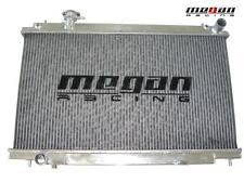 MEGAN HIGH PERFORMANCE ALUMINUM RADIATOR FOR 03-06 NISSAN 350Z MT Z33 VQ35DE