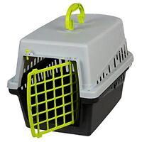 Gabbia Trasportino Cuccia per Animali da Trasporto 50x33x32 cm in Vari Colori