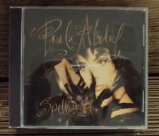 PAULA ABDUL Spellbound CD early-90's dance-pop