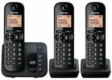 Panasonic Telephone KX-TGC223E with Triple Handsets