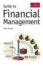 Guide to Financial Management by Tennent, John