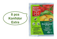 1gr CONFIDOR EXTRA insecticide protection of vegetable, garden