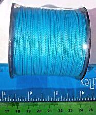 550yds (500m) SUPERLINE BRAID 20lb test BLUE Braided Fishing Line,Bass Catfish