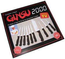 Ginsu Messerset 10 teilig Neu