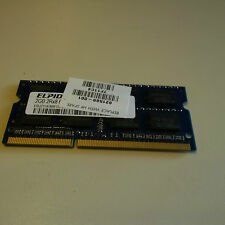 MODULO SODIMM DDR3 2 GB PC3-10600S 1333 MHZ ELPIDA usato