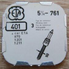 Lot 3 Eta 401 Nos 5 1⁄4 cal 761 879 1201 1211 stem for watch best price