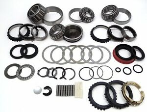 Ford / Chevy T5 World Class 5 Speed Transmission Rebuild Kit 1985-On