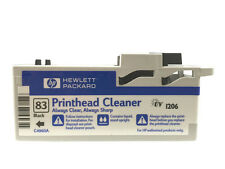 Genuine HP 83 C4960A Black UV Printhead Cleaner For DesignJet 5000 5500
