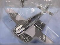 Germany Focke Wulf Fw160A 1/87 Scale War Aircraft Japan Diecast Display vol 170
