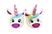 Unicorn Slippers for American Girl Dolls 18 Inch Doll Shoes