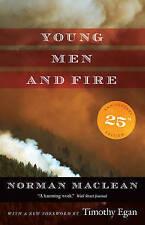 GIOVANI uomini e del fuoco: Venticinquesimo Anniversario EDITION by Norman Maclean.