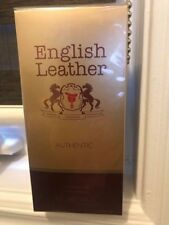 Dana ENGLISH LEATHER 8oz After Shave SPLASH  (Rare) -sealed in box