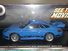 1/43 GREENLIGHT HOLLYWOOD SERIES FAST & FURIOUS BRIAN'S 2001 PORSCHE 911 GT3 RS