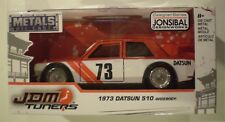 JADA 2017 JDM Tuners 1:32 *1973 DATSUN 510 WIDEBODY* red & white