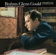 Glenn Gould - Brahms: 10 Intermezzi [New CD]