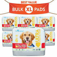 50/100/300 X-Large Puppy Pads 28x30 Puppy Training Pads Dog Pee Wee Wee Pads