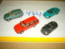 Konvolut Nr. 474 Modellautos HONGWELL, JOYCITY, Audi TT, Mercedes 300 T,