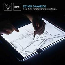 A3 Dimmable LED Tracing Light Box Board Tattoo Drawing Copy Table Drawing Tool