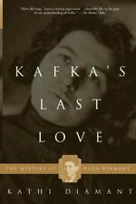 ^^NEW^^ Kafka's Last Love: The Mystery of Dora Diamant (Paperback or Softback)