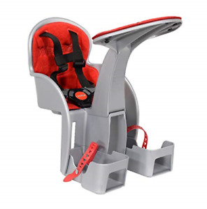 Weeride Safe Front Baby Child Bike Seat, Red 98072E