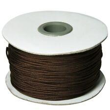 Roman Shade Lift Cord 1.4 Mm Cord 100 Yds - Color Dark Brown