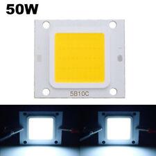 50W Watt LED Chip kaltweiss, 45*40mm, 4700Lm,6500K,COB,Fluter,Flutlicht
