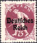 DR, Infla, Mi.Nr. 127 XI, postfrisch, geprüft INFLA Berlin, echt, einwandfrei