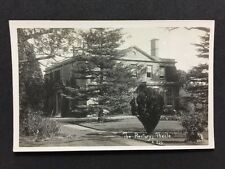 Vintage RPPC: Berkshire: #T64: The Rectory Theale
