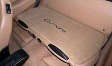 Porsche 911, 996, 997, 991 LLoyd Mats Deck Mat.  Exact Fit.  With Logo