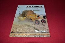 Vermeer Bale Buster Dealer's Brochure LCOH