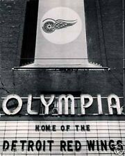 OLYMPIA STADIUM  DETROIT RED WINGS HOCKEY PHOTO #2