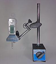 Magnetic Base with Digital Indicator and Fine Adjustment with 176# 80kg Magnet
