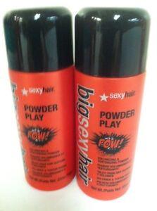 2 Big Sexy Powder Play .53 oz unisex for all hair