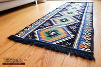 70 x 200 cm Läufer,Orientalischer Teppich,Rug, Kelim,neu ,Damaskunst S 1-3-79