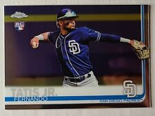 2019 Topps CHROME ⭐ FERNANDO TATIS JR ⭐ Rookie Card 🔥