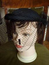 """Ancien et ravissant chapeau de dame """"BIBI"""""""
