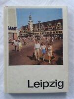 Leipzig - DDR-Bildband von Walter Fellmann, Zeit im Bild 1974