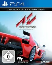 Assetto Corsa - Day-1-Edition Your Racing Simulator. Für PlayStation 4 PlaySta..