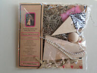 Christmas Xmas Gift Make Your Own Pretty Princess Fairy Wooden Kids Craft Kit